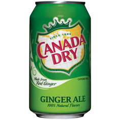Canada Dry (Ginger Ale)