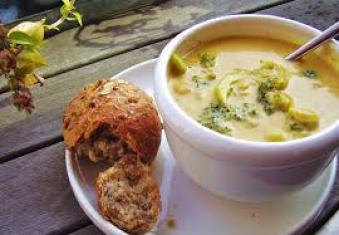Суп Сирний з Броколі 250г (вт)