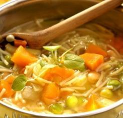 Суп Овочевий з Куркою 250г (чт)