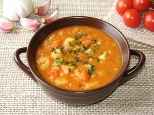 Суп з Червоною  Сочевицею 250г (пн)