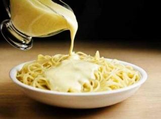 Спагеті з Сирним Соусом 200г (вт)