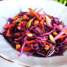 Салат з синьої капусти 200г (чт)