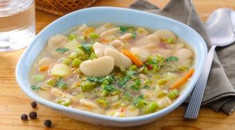 Суп Сирний з Квасолею 250г (пт)