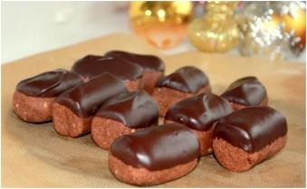 Шоколадний Марципан 120г