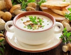 Грибний крем суп 250г (пн)