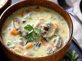 Суп Сирний з Грибами 250г (чт)