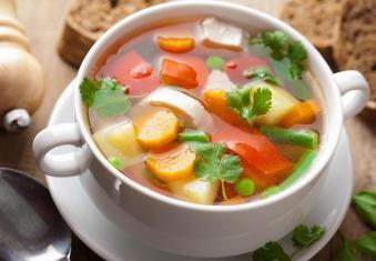 Суп Овочевий 250г (пт)