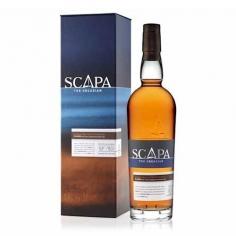 SCAPA GLANSA SINGLE MALT SCOTCH WHISKY 40% 4cl