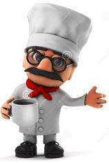 Кофе c молоком для работников