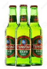 Tsingtao Beer alc. 4.7%vol 0,33