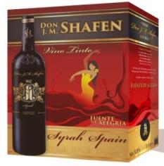 DON J.M. SHAFEN SYRAH  1L 13%