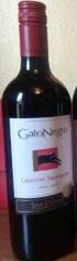 Gato Negro Cabernet Sauvignon 13% 0,75L 2016