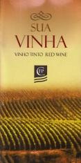 Sua Vinho Tinto punane vein 10% 200ml