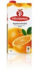 APELSINIMAHL 1,0L